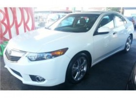 2012 Acura TSX 574 Real SIN PRONTO