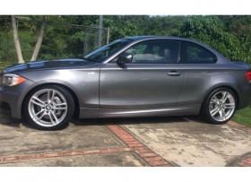 2012 BMW 135I M PKG SOLO 26MIL MILLAS