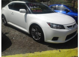 2012 SCION TC IMPORTADO
