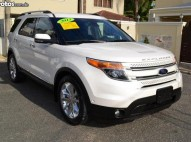 2013 Ford Explorer Limited Impecable