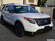 2013 Ford Explorer XLT Como Nueva
