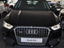 2013 Audi Q3 Attraction