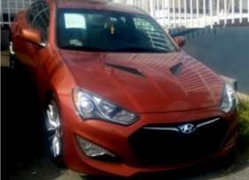 2013 Hyundai Genesis 20 Turbo Bien Nuevo