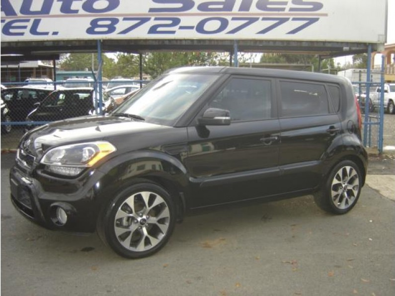 2013 KIA SOUL PLAYER