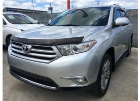 2013 TOYOTA HIGHLANDER LIMITED ESPECTACULAR