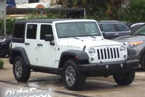 2014 Jeep Wagoneer Rubicon