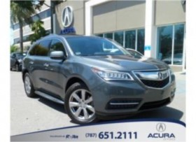 2014 ACURA ADVANCE XTRA CLEAN