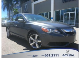 2014 ACURA ILX LUXURY PACKAGE