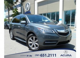 2014 ACURA MDX ADVANCE SH-AWD