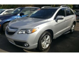2014 ACURA RDX ADVANCE TECHNOLOGY PACKAGE