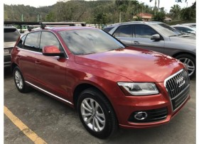 2014 Audi Q-5 Premium