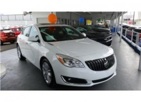 2014 Buick Regal Elegante