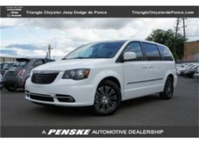 2014 Chrysler Town &Country