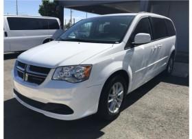 2014 Dodge Grand Caravan blanca
