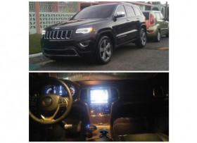 2014 Jeep Gran Cherokee Limited Luxury
