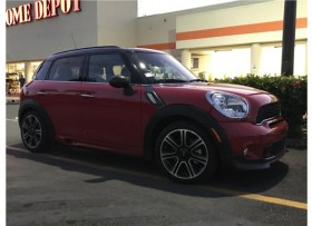 2014 Mini Cooper Countryman S JCW Package