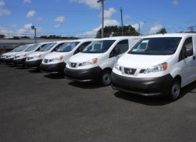 2014 Nissan NV de Carga INTERESES BAJOS