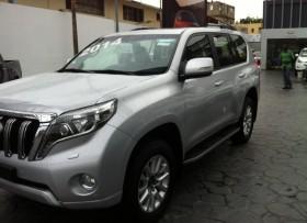 2014 Toyota Land Cruiser Prado VX FULL