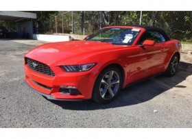 2015 Ford Mustang Base 2D Convertible