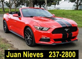 2015 Ford Mustang Convertible Aut