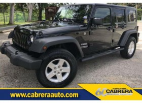 2015 JEEP WRANGLER UNLIMITED SPORT STANDAR