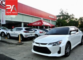 2015 SCION tC BLANCO