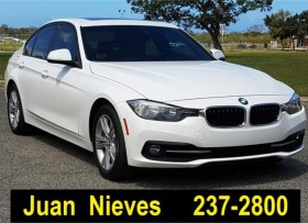 2016 BMW 328i Automatico int leather sroof
