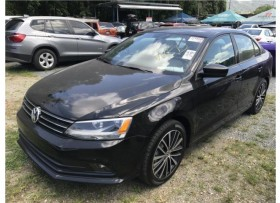 2016 Volkswagen Jetta Sport 18T
