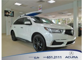 2017 ACURA MDX TECHNOLOGY PACKAGE DVD