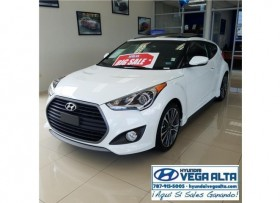 2017 HYUNDAI VELOSTER TURBO DISPONIBLE YAA
