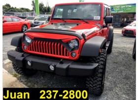 2017 Jeep Wrangler Unlimitedpoco millaje