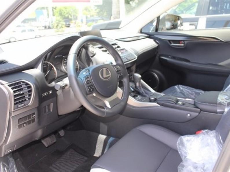 2017 Lexus NX200T