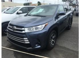 2017 Toyota Highlander 2017