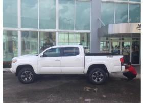 2017 Toyota Tacoma TRD Sport 2017 4 ptas