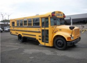 3900 School Bus Handicapped Ramp