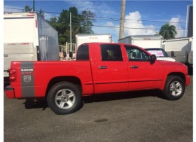 4X4PICK UP4PUERTASDODGE DAKOTA 2011