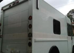 97 Step Van -Truck DIESEL CabCorta Aluminio