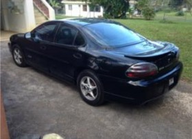 99 Pontiac Grand Prix GTP SUPERCHARCHED 2800