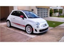 ABARTH 500 TURBO 200HP