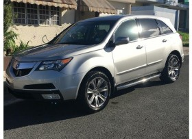 ACURA MDX 2010 Advance &Technology Package