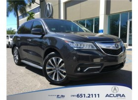 ACURA MDX 2014 TECHNOLOGY PACKAGE