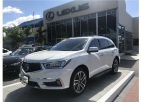 ACURA MDX ADVANCE PACKAGE 2017
