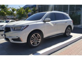 ACURA MDX ADVANCE PKG