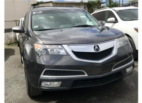 ACURA MDX TECH PACK AWD 2011