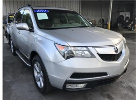 ACURA MDXTECHNOLOGIE PACKAGEEXTRA CLEAN