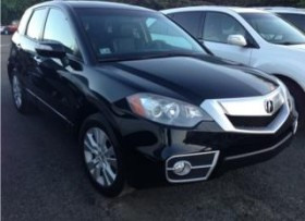 ACURA RDX 2011 TURBO NEGRA 27K TECH PACKAGE