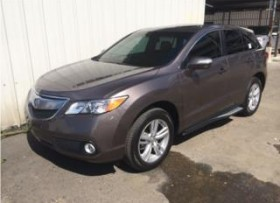 ACURA RDX 2013 AWD TECH PACKAGE