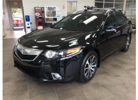 ACURA TSX TECH PACK 2014 HATCH BACK