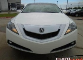 ACURA ZDX ADVANCE TECHNOLOGY 2011