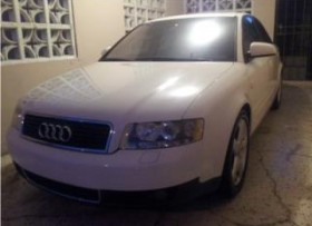 AUDI A4 TURBO 89000 MILLAS